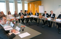 Finance-Workshop mit Linklaters LLP