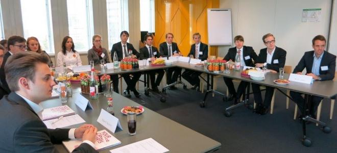 Finance-Workshop mit Linklaters LLP und dem Münchner Inn