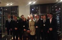 Workshop und Dinner mit McKinsey&Company am 09.10.2014