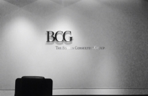 Workshop mit der BCG