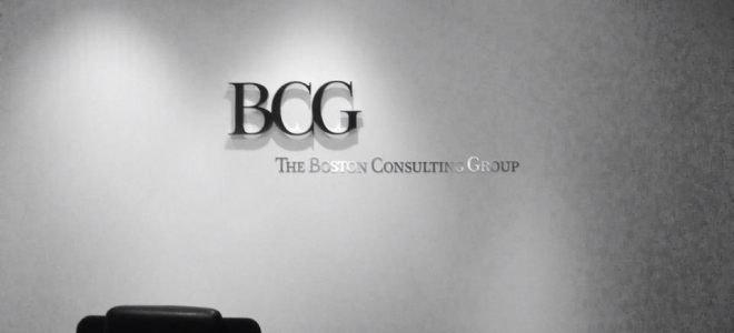 Workshop mit der Boston Consulting Group