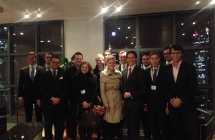 Workshop und Dinner mit McKinsey&Company am 09.10.2014