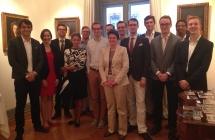 Gesprächsabend mit Frau Ministerin aD Tanja Gönner, Vorstandssprecherin der GIZ