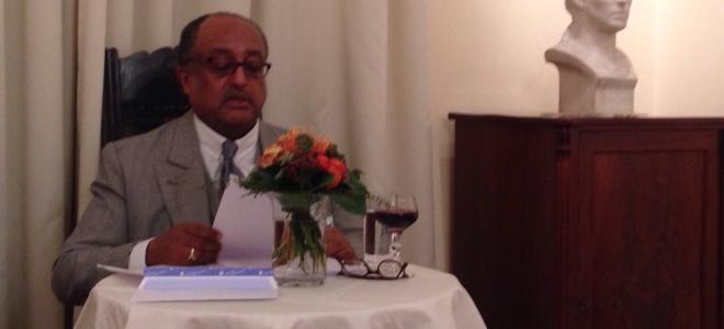 Gesprächsabend mit Dr. Asfa-Wossen Prinz Asserate